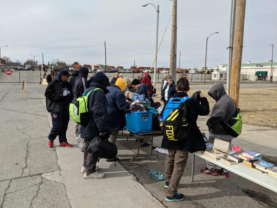 Atheist Alliance Helping The Homeless St Louis Atheist Alliance Of America