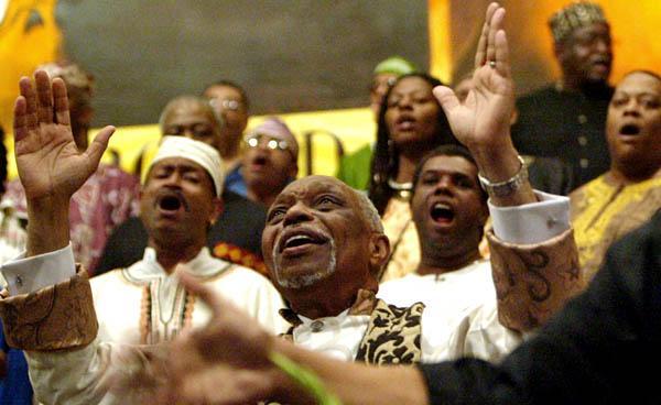 African American, Black Nonbelievers, Mandisa Thomas