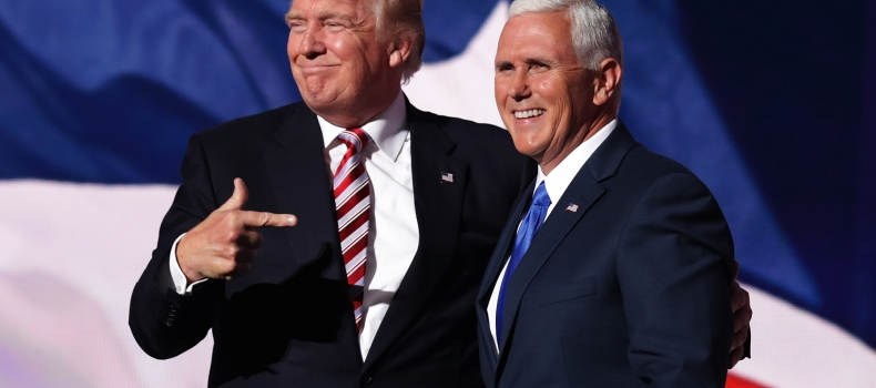 evangelicals, trump. pence, anti-gay